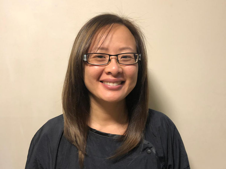 Headshot of Cecilia Tung